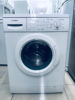lavadora Bosch 6kg