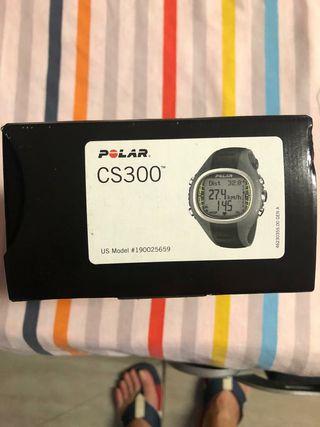 pulsómetro Polar cs300
