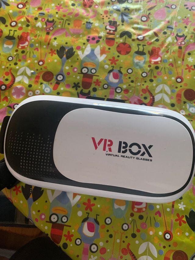 Virtual reality glasses, gafas virtuales