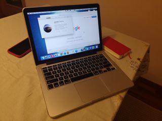 "MacBook Pro Retina 13"" 128 GB, 8 GB RAM"