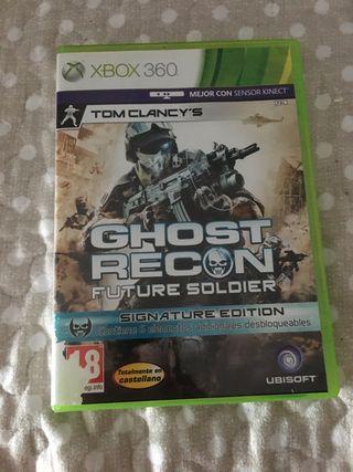 Ghost Recon: Future Soldier para Xbox360
