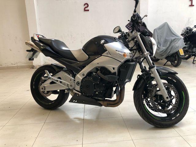 Suzuki gsr 600 98cv