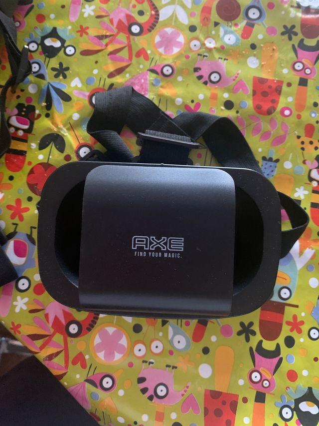 Gafas virtuales 3d AXE