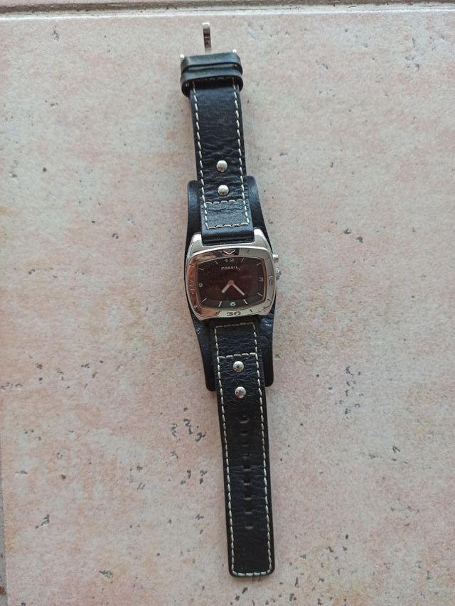 Reloj Fossil blue