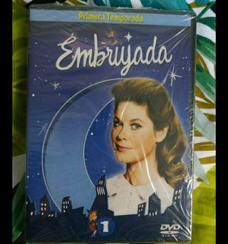 DVD Serie Embrujada (Años 60)