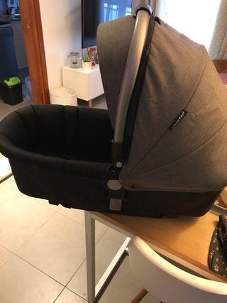 Capazo carrito de bebé