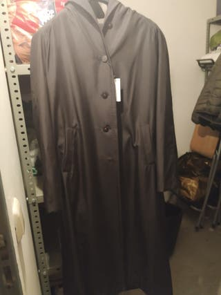 Abrigo gabardina talla 40