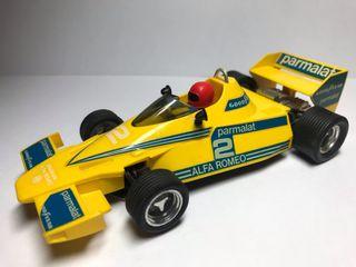 Scalextric Brabham BT-46 Amarillo Exin Ref 4056