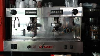 Cafetera Industrial Italiana