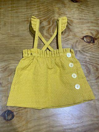 Talla 12-18 meses Pichi Bass10 ropa bebé niña