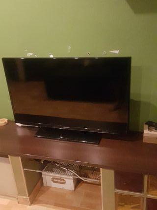 Averiada Televisión tv Samsung led full hd 40''