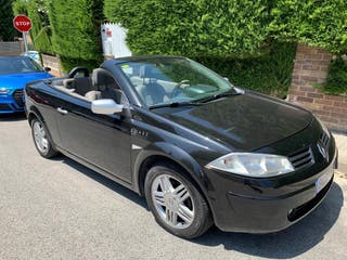 Renault Megane descapotable , urge vender!