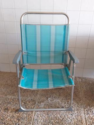 sillas de camping