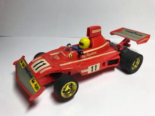 Scalextric Ferrari B3 Rojo Exin Ref 4052