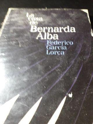 La casa de Bernanda Alba.