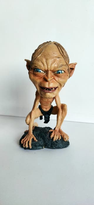 Figura Neca Gollum Resin Booble Head Knocker
