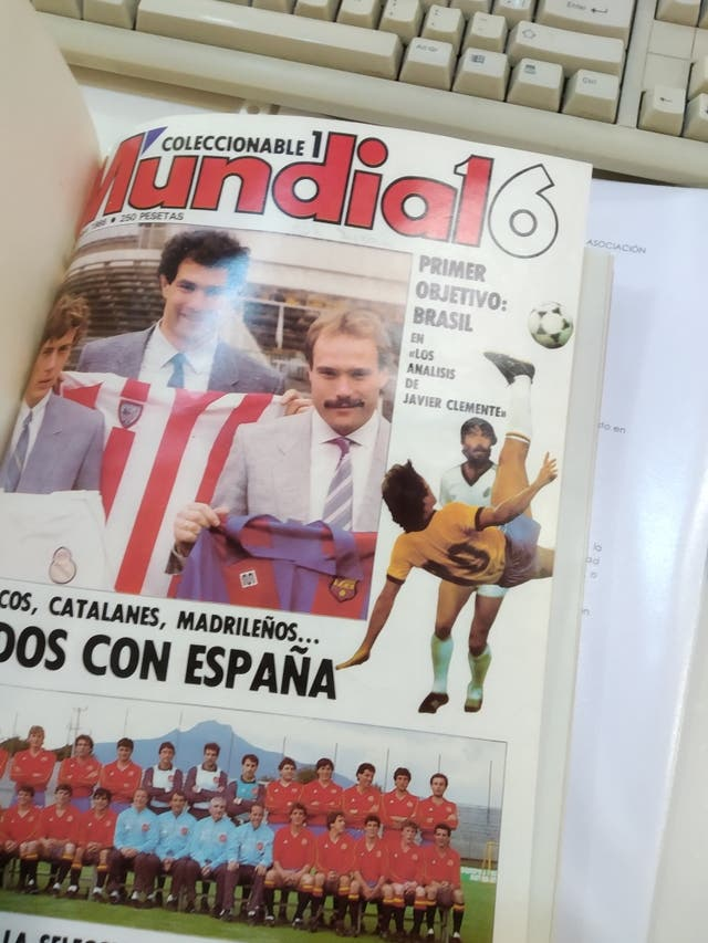 MUNDIA16. MEXICO86.