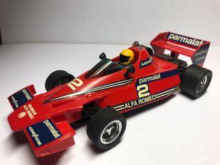 Scalextric Brabham BT-46 Rojo Oscuro Exin Ref 4056