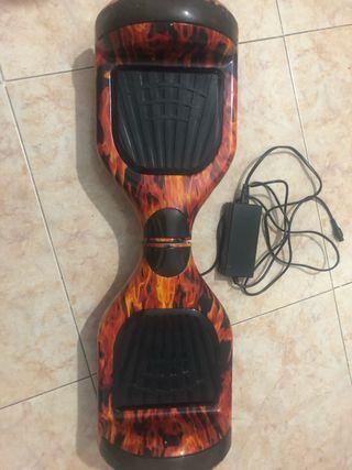 Hoverboard-Patinete eléctrico