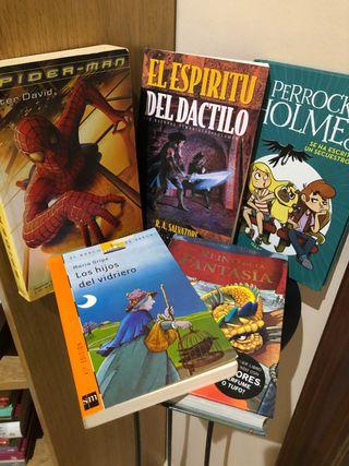 Libros infantiles (precio unidad)