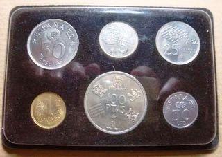 Colección Monedas de peseta - Mundial de Futbol
