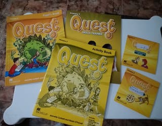 Quest 3. Inglés Primaria.