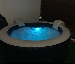 Spa hinchable PureSpa Plus de INTEX