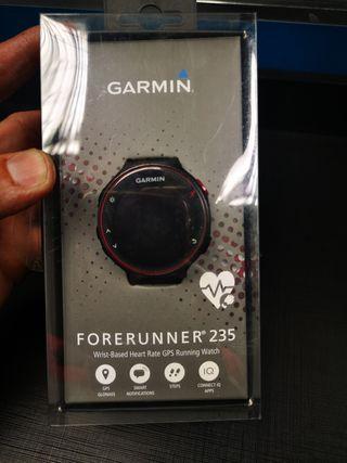 pulsometro Garmin forerruner 235