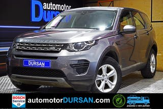 Land Rover Discovery NAVI AUTO 4X4 TACTIL