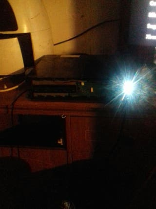 x box one front missing but works great