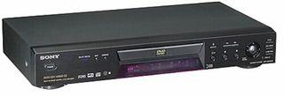 Reproductor DVD SONY modelo DV-NS40D