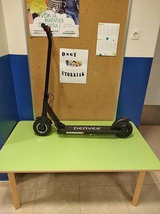 Patinete eléctrico e-scooter denver sco-80110