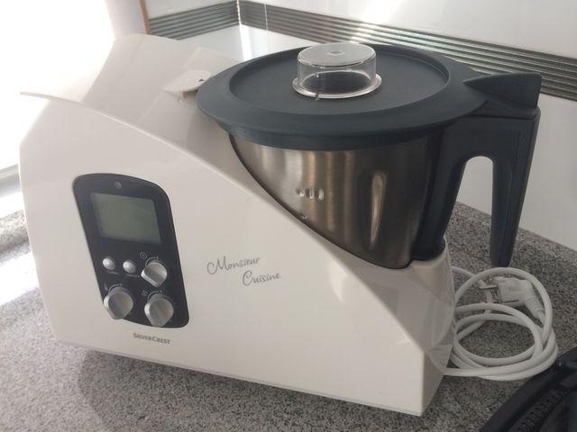 Robot de cocina Monsieur Cuisine