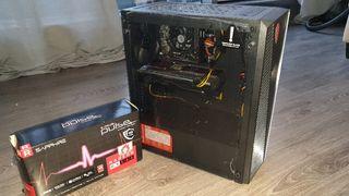 Ordenador Gaming Ryzen 3 RX580 Sapphire