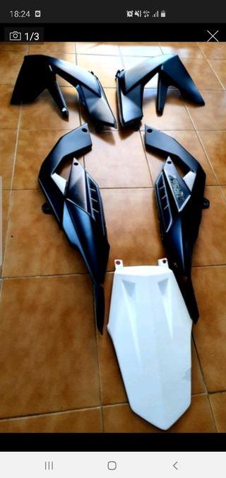 Kit Carenado Aprilia sx 49cc