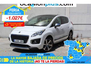 Peugeot 3008 1.6 BlueHDi Allure FAP 88kW (120CV)