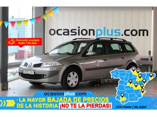 Renault Megane Grand Tour 1.5 dCi Business 78 kW (105 CV)