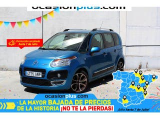 Citroen C3 Picasso 1.6 HDi Exclusive110FAP