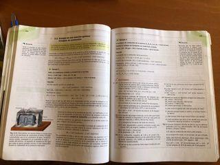 Libro física y química, 1 bachillerato.
