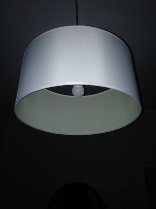 Tres lámparas