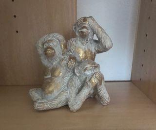 Figura de los 3 monos