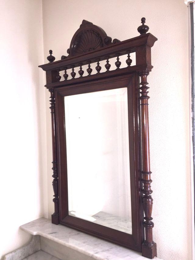 Antiguo mueble tocador siglo XIX