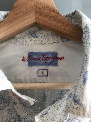 Camisa la chemise tropezienne