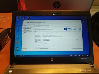 Portátil HP Probook 4340s