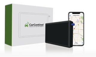 CARCENTINEL: antirrobo, alarma y localizador GPS
