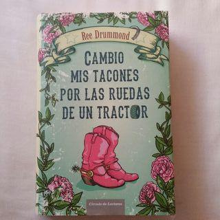 """Libro """"Cambio mis tacones por las ruedas de ..."""""""