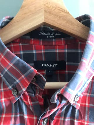 Camisa Gant talla l