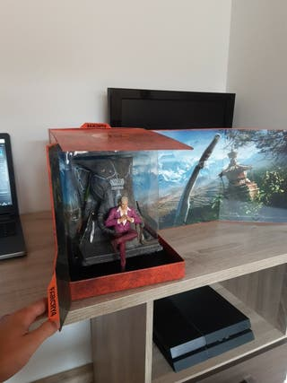 Figura Far Cry 4 con Caja