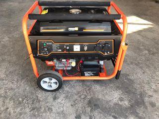 Generador de LUZ, 6500/7000W Arranque eléctrico.