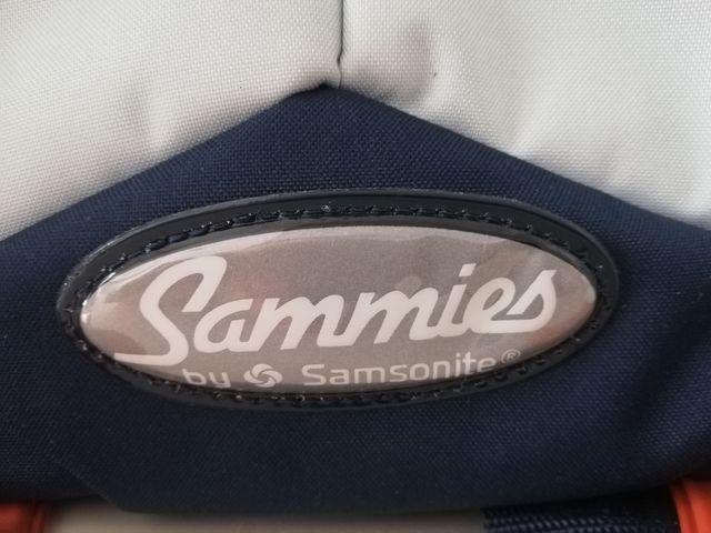 Bolsa de viaje para BEBÉ Sammies de Samsonite.